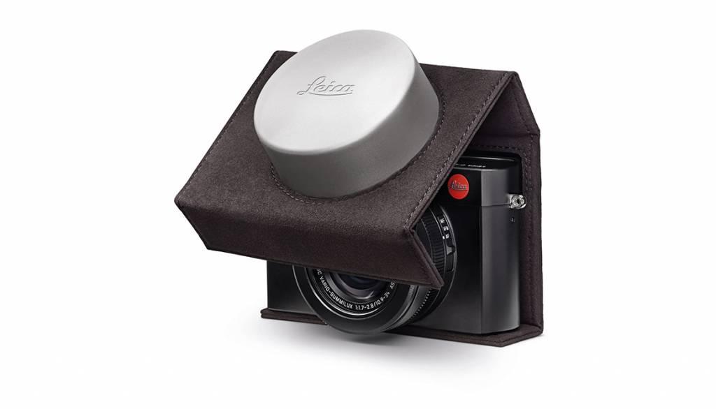 Leica Twist, D-LUX (Typ 109), alcantara, black