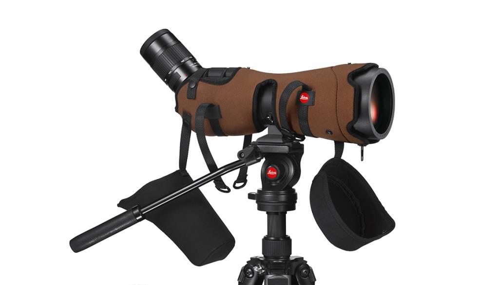 Leica Spektivcover APO-Televid 82 W, neoprene, braun