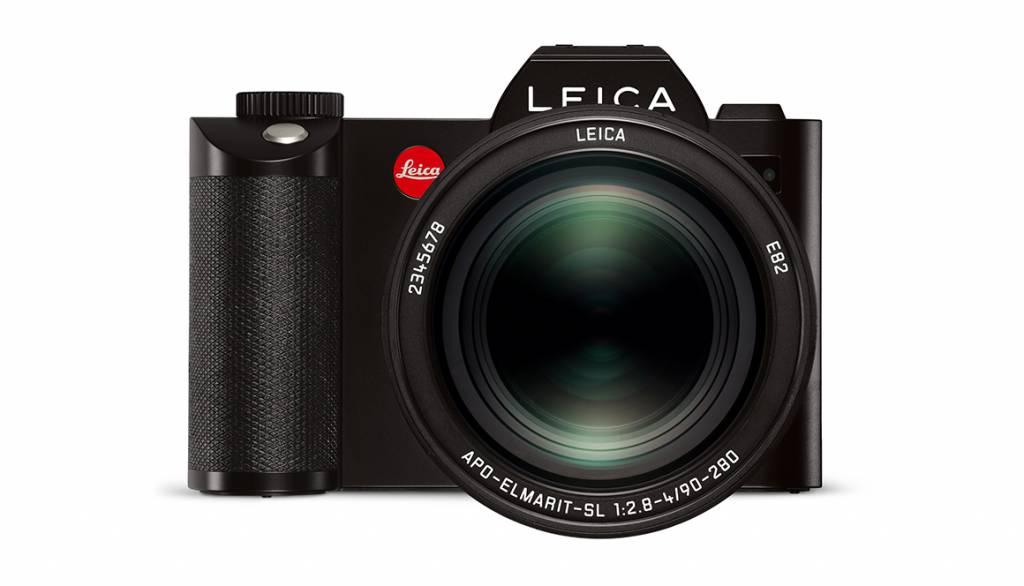Leica APO-VARIO-ELMARIT-SL 90-280mm f/2.8-4, black