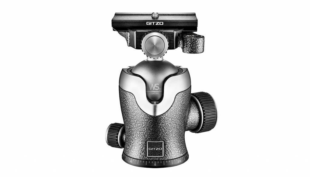Gitzo  GH3382QD center ball head series 3