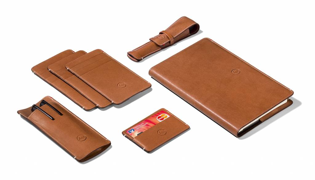 Leica Huawei P9 Plus Case, leather, brown
