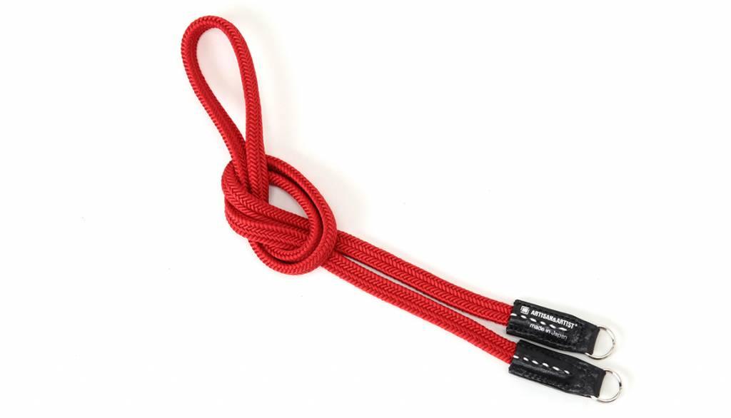 Artisan & Artist ACAM 310N silk camera strap - red