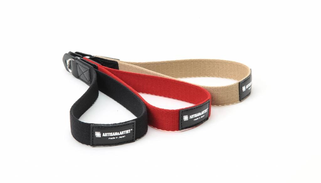 Artisan & Artist ACAM 295 acrylic wrist strap - red
