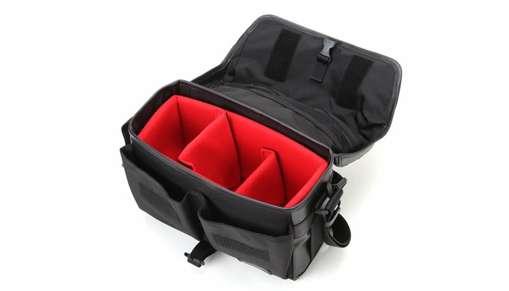 Artisan & Artist WCAM 7500N nylon camera bag - black