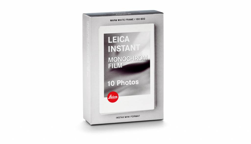 Leica SOFORT black & white film pack (10 images)