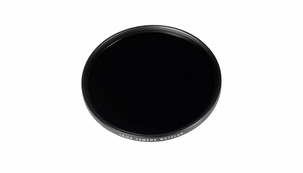 Leica ND Filter 16x, E55, black