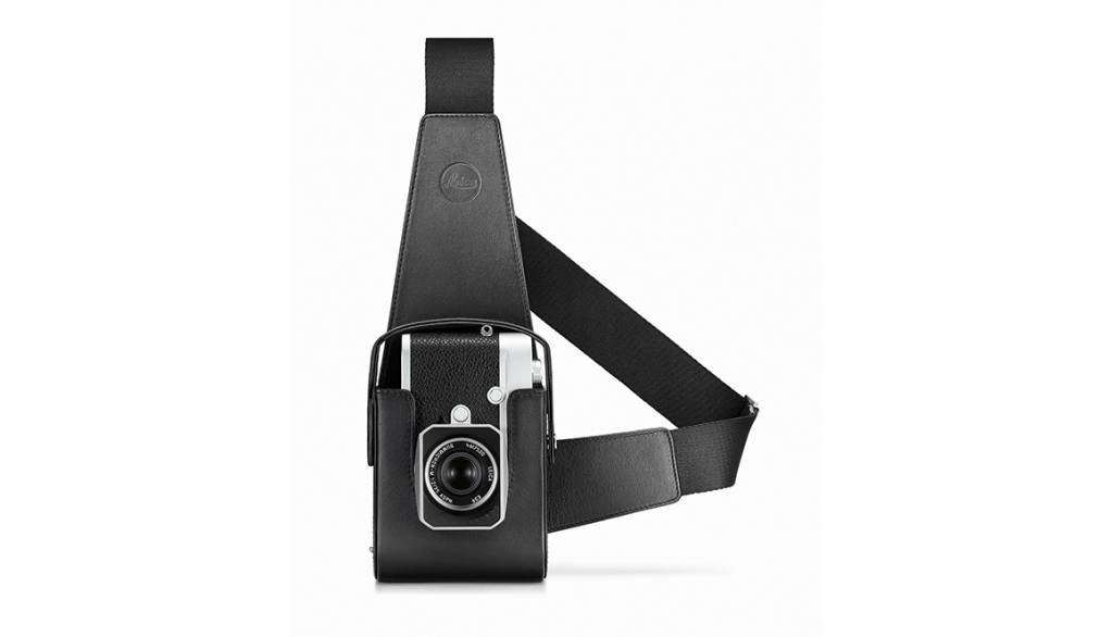 Leica Holster M, leather, black