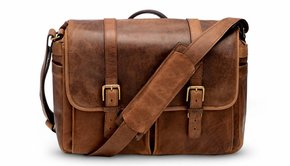 ONA ONA Brixton for Leica, leather, antique cognac