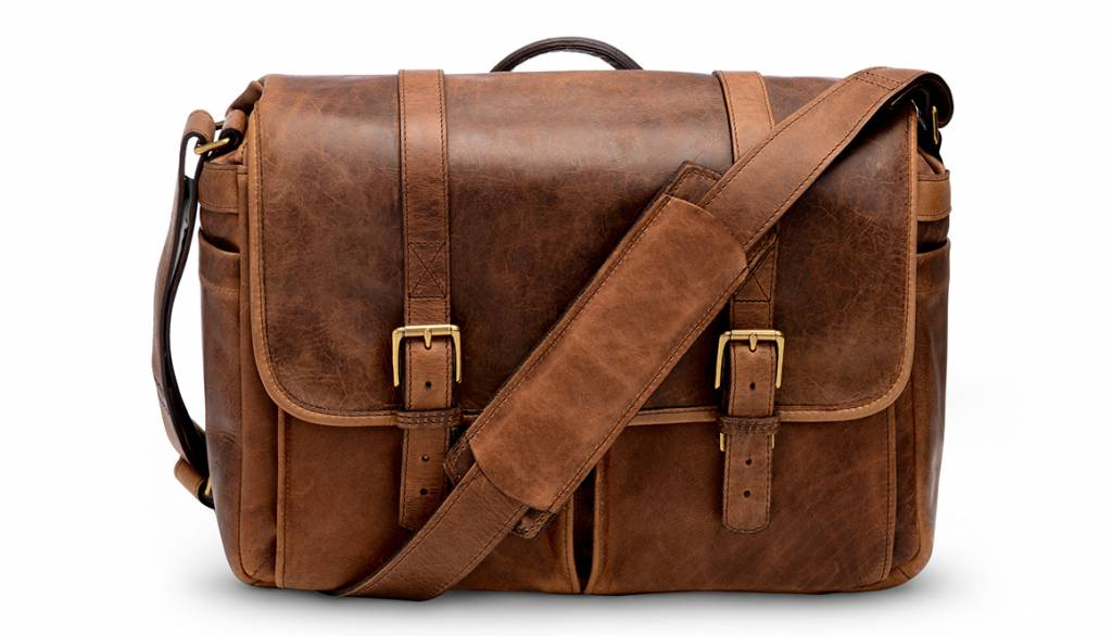 ONA Brixton for Leica, leather, antique cognac