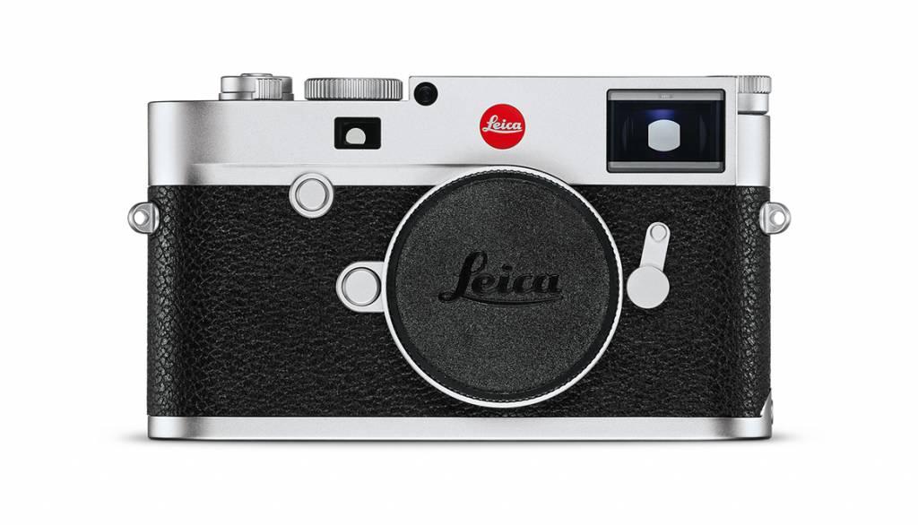 Leica M10, silver