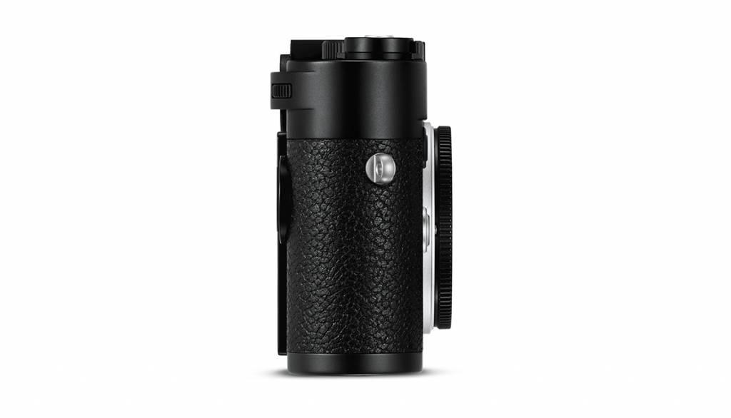 Leica M10, black chrome finish