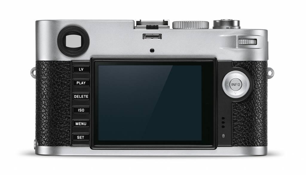 Leica M-P (Typ 240), silver
