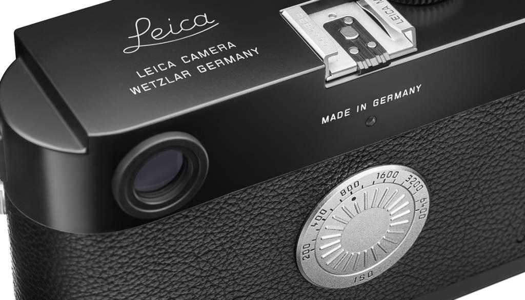 Leica M-D (Typ 262), black