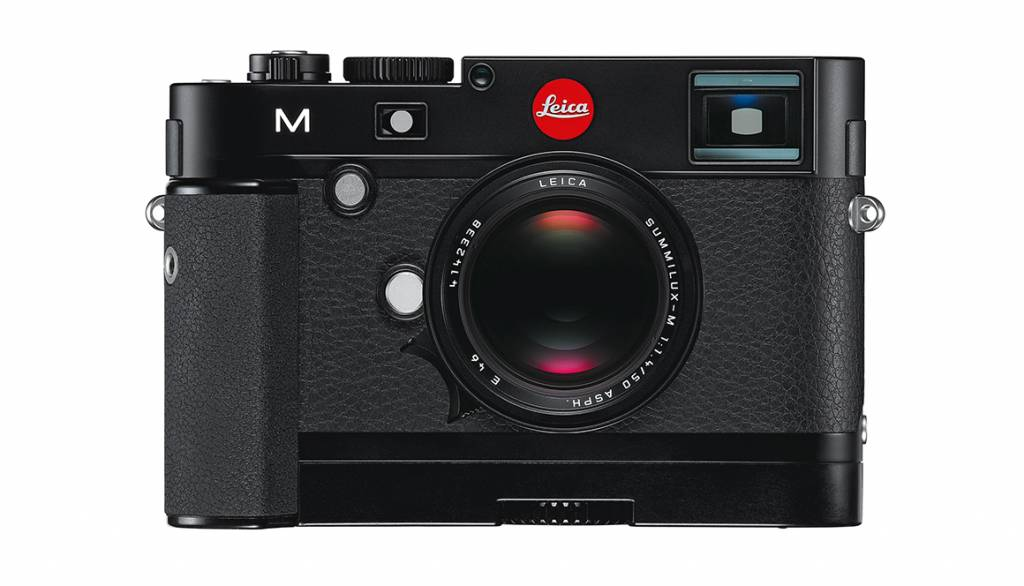 Leica Handgrip, M (Typ 240), black