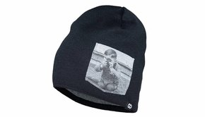 COOPH COOPH Beanie YOUNGRAPHER, black