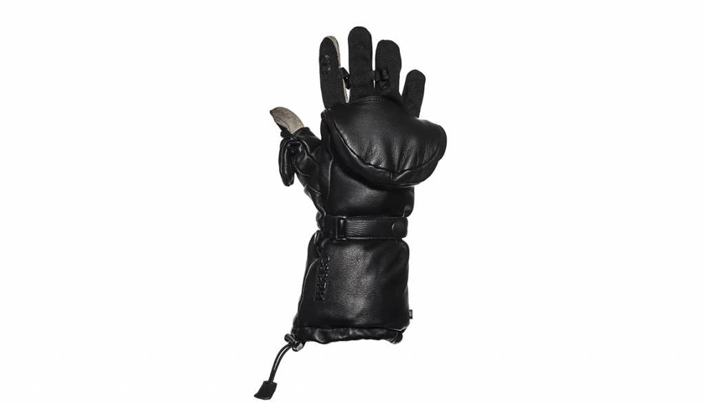 COOPH Photo gloves ULTIMATE, black, S
