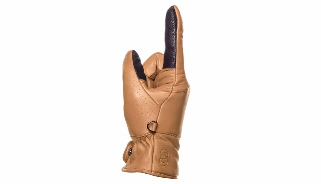 COOPH Photo gloves ORIGINAL, light brown, XS