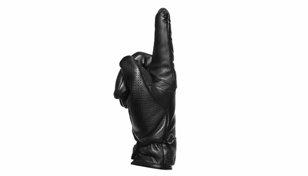 COOPH Photo gloves ORIGINAL, black, XXL