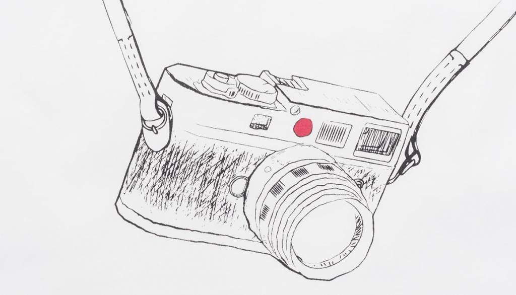 COOPH T-Shirt LEICOGRAPHER, white, XL