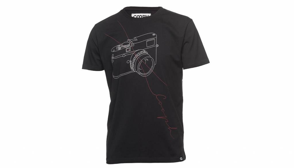 COOPH T-Shirt STITCHCAM, black, S