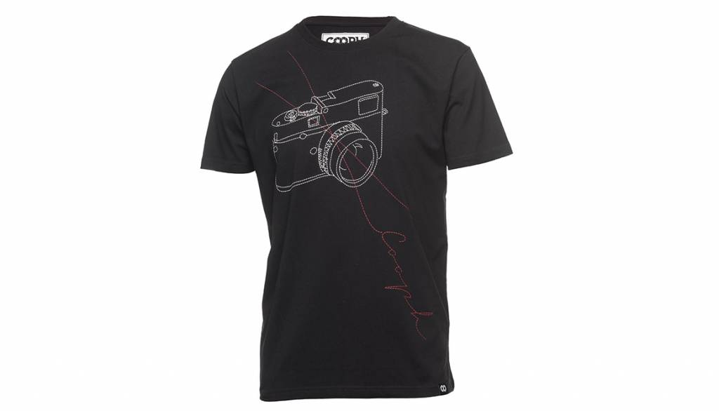 COOPH T-Shirt STITCHCAM, black, M