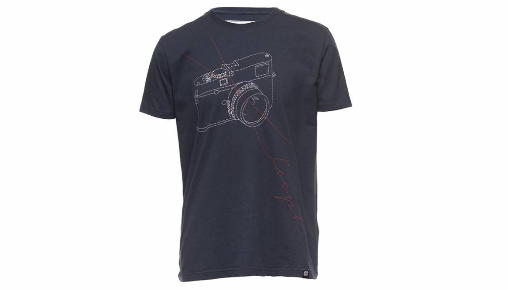 COOPH T-Shirt STITCHCAM, blue, S
