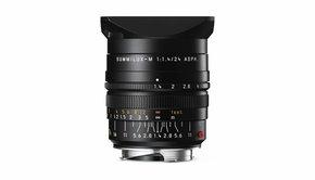 Leica Leica SUMMILUX-M 24mm f/1.4 ASPH., black