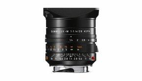 Leica Leica SUMMILUX-M 28mm f/1.4 ASPH., black