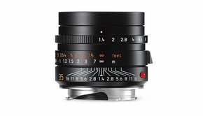 Leica Leica SUMMILUX-M 35mm f/1.4 ASPH., black