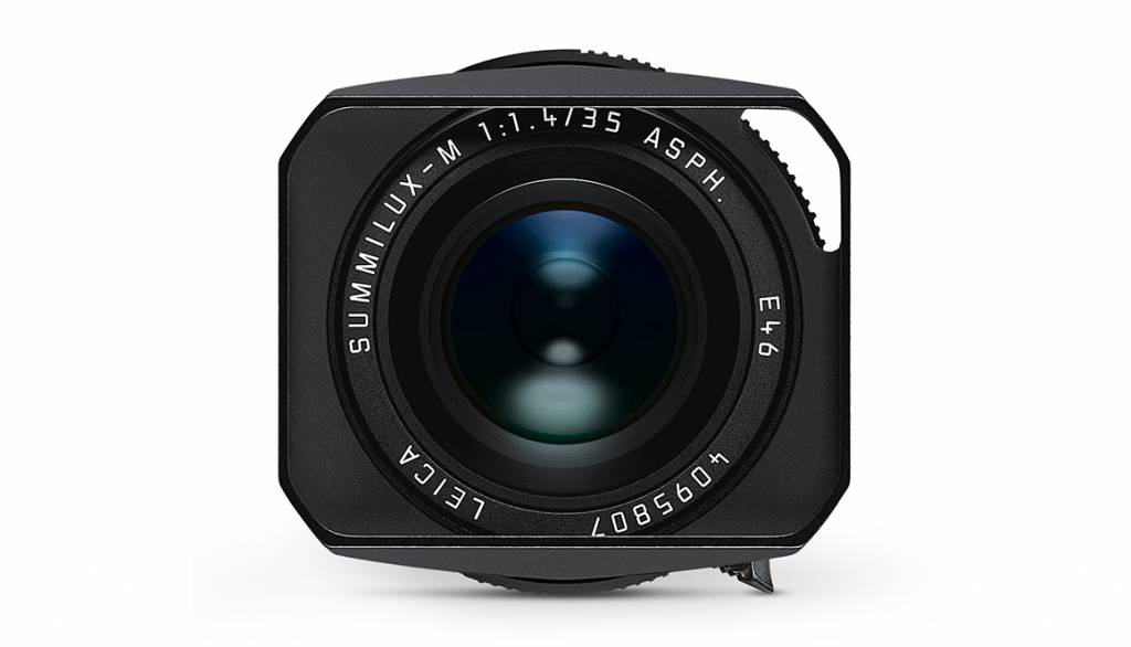 Leica SUMMILUX-M 35mm f/1.4 ASPH., black