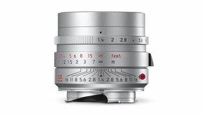 Leica Leica SUMMILUX-M 35mm f/1.4 ASPH., silver