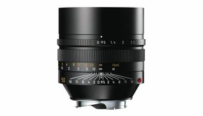 Leica Leica NOCTILUX-M 50mm f/0.95 ASPH., black