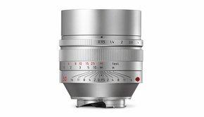 Leica Leica NOCTILUX-M 50mm f/0.95 ASPH., silver