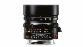 Leica Leica SUMMILUX-M 50mm f/1.4 ASPH., black