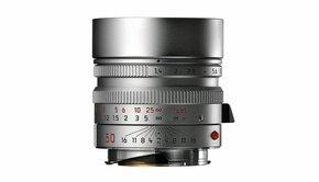 Leica Leica SUMMILUX-M 50mm f/1.4 ASPH., silver