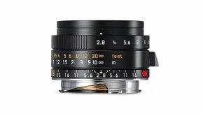 Leica Leica ELMARIT-M 28mm f/2.8 ASPH., black