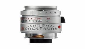 Leica Leica SUMMICRON-M 35mm f/2 ASPH., silver