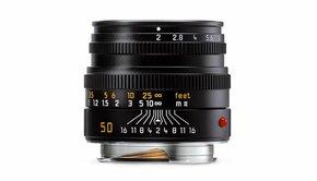 Leica Leica SUMMICRON-M 50mm f/2, black