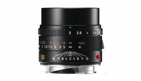 Leica Leica APO-SUMMICRON-M 50mm f/2 ASPH., black