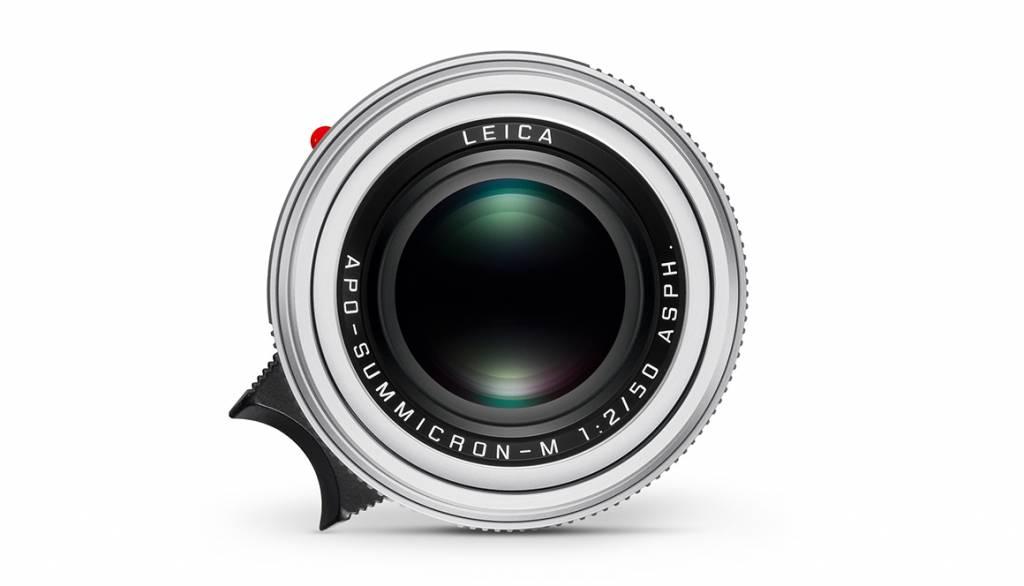 Leica APO-SUMMICRON-M 50mm f/2 ASPH., silver