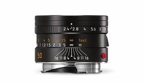 Leica Leica SUMMARIT-M 50mm f/2.4, black