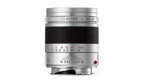Leica Leica SUMMARIT-M 75mm f/2.4, silver