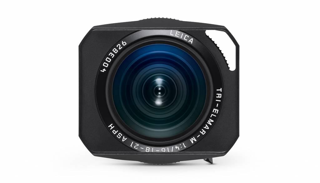 Leica TRI-ELMAR-M 16-18-21mm f/4 with Universal WA Finder M