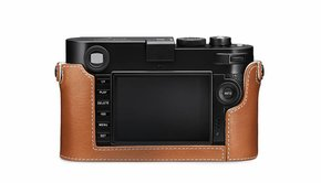 Leica Leica Camera Protector, M/M-P (Typ 240), leather, cognac