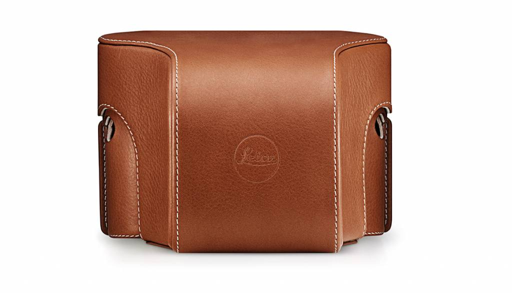 Leica Ever Ready Case M/M-P (Typ 240), leather, cognac