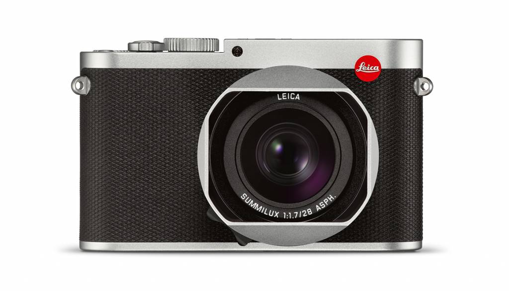 Leica Q (Typ 116), silver