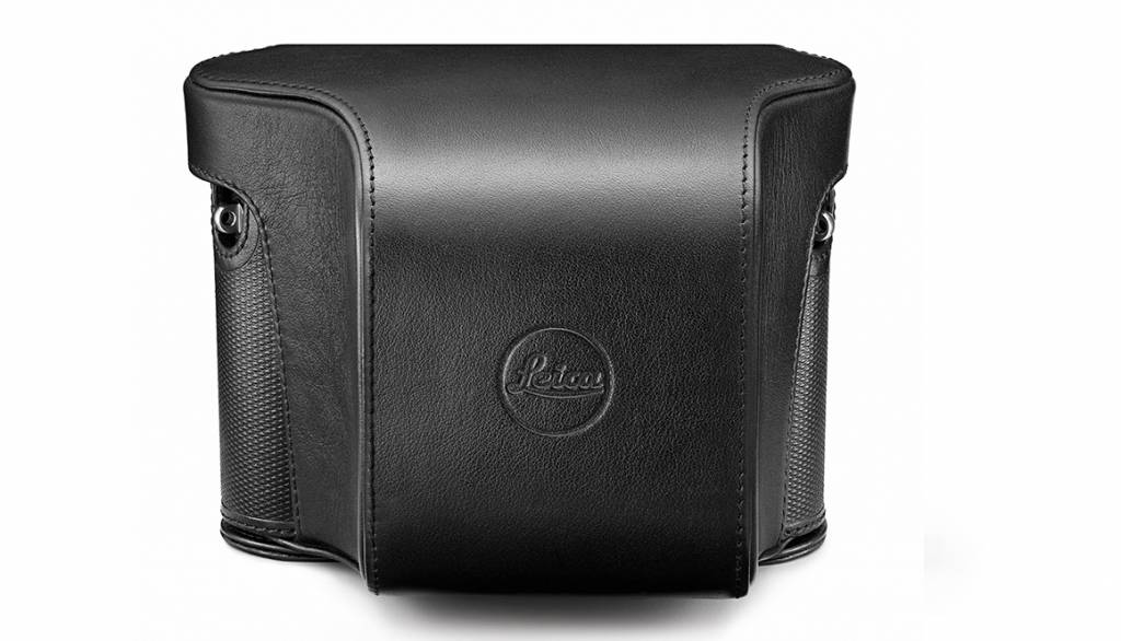 Leica Ever Ready Case Q, leather, black