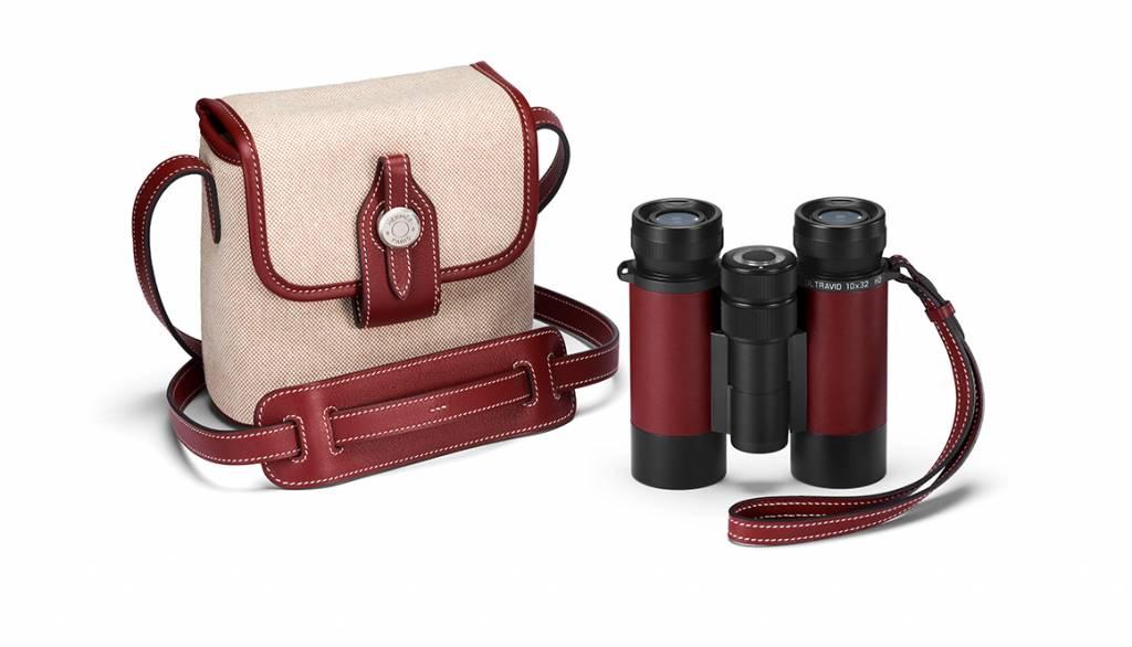 Leica Ultravid 10x32 HD-Plus Edition Hermès