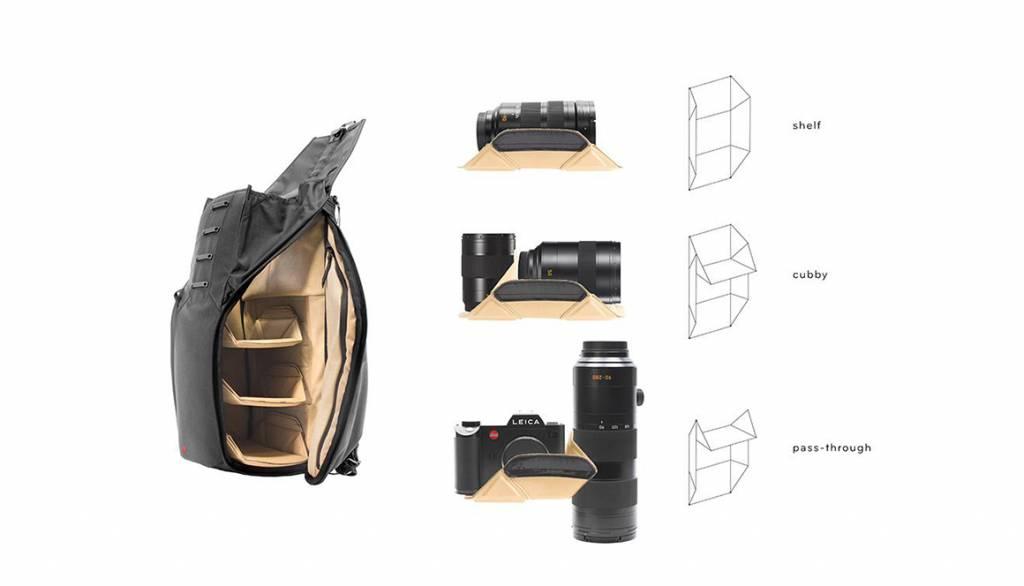 Peak Design for Leica Backpack Capsule