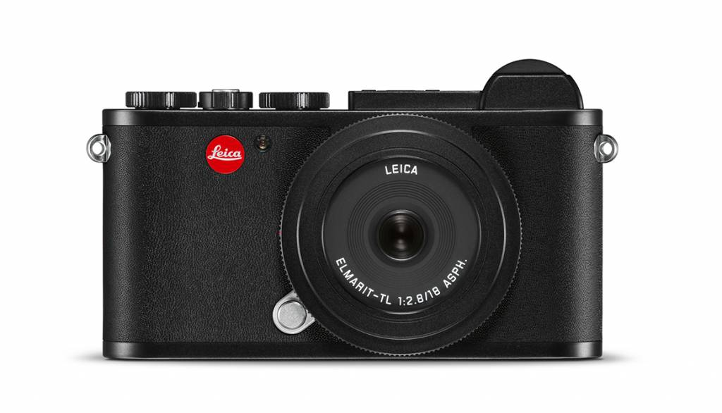 Leica ELMARIT-TL 18mm f/2.8 ASPH., black